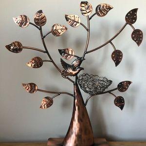 Tree jewelry holder